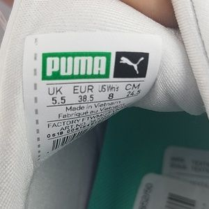 NWT Puma Women's Muse Maia Varsity Casual Sneakers NWT